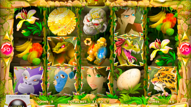 Golden Gorilla free slot