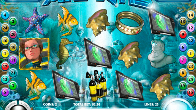 Förlorade Secret of Atlantis gratis slots