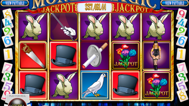 Duit Magic slot bébas