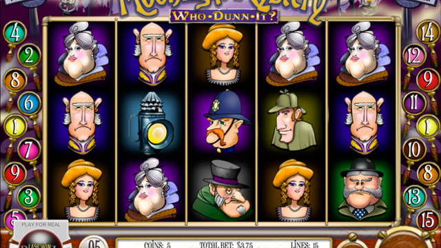slot libre Mystery Moonlight