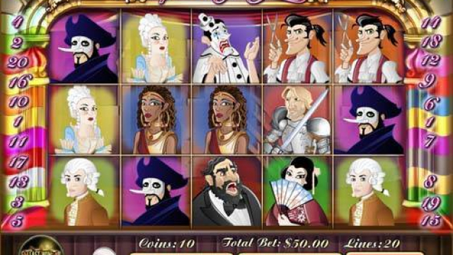 Opera Night gratis slot