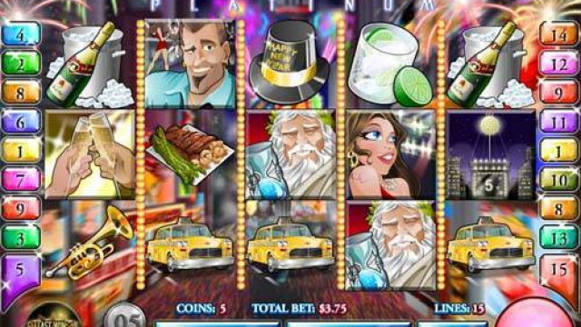 Reel Party Platinum gratis spelautomat