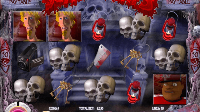 Scary Rich 3 free slot game