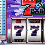 Sevens and Bars free slot