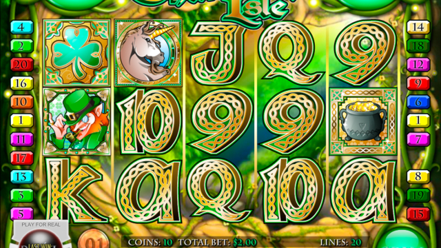 Shamrock Isle free slot game