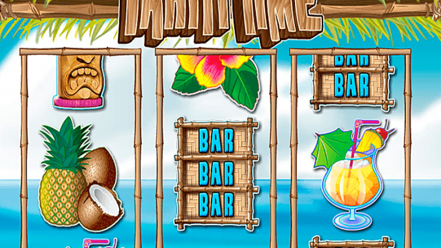 Tahiti Time vrij slot