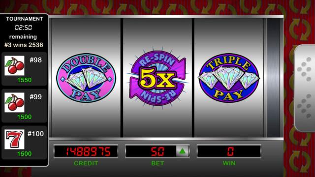 Vintage Vegas gratis spilleautomat