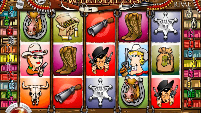 Occidentale slot libero Wildness