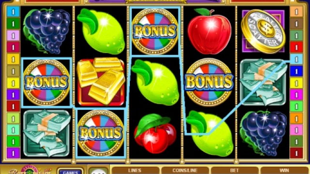 Wheel of Cash ledig plats