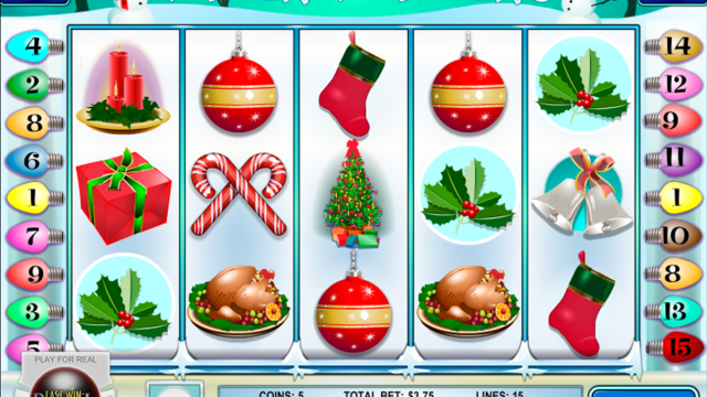 Winter Wonders slot falas