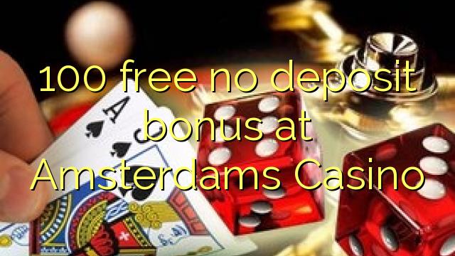 amsterdams casino no deposit bonus codes