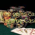 100 free spins casino at Playamo Casino