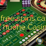 100 free spins casino at huone Casino