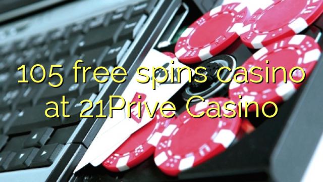 105 darmowych gier w kasynie w kasynie 21Prive