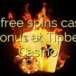 105 free spins casino bonus at Tipbet Casino