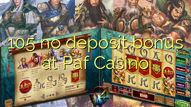 paf casino no deposit bonus