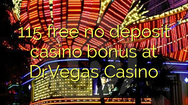 New free casino money no deposit required