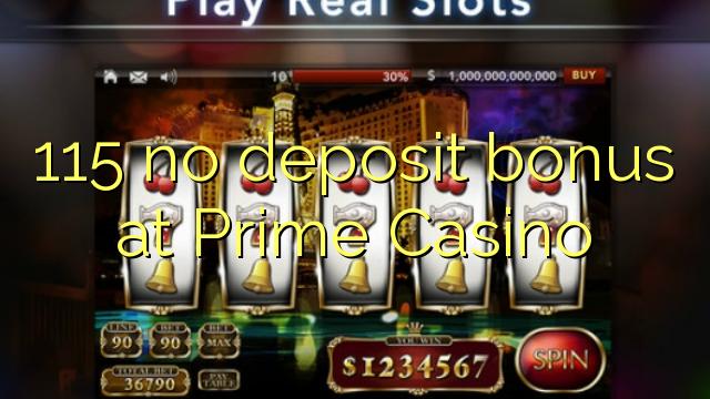 bonus code prime casino