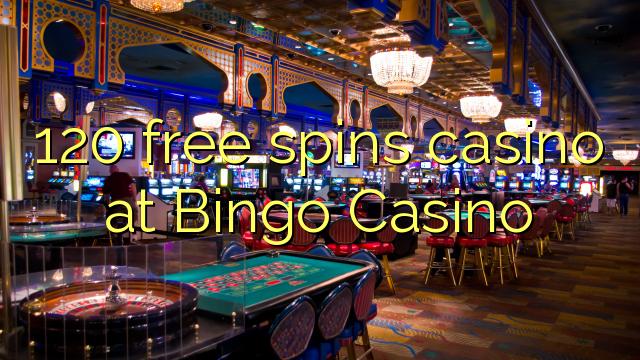 casino online 120 free spins