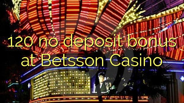 online casino game 120 free spins