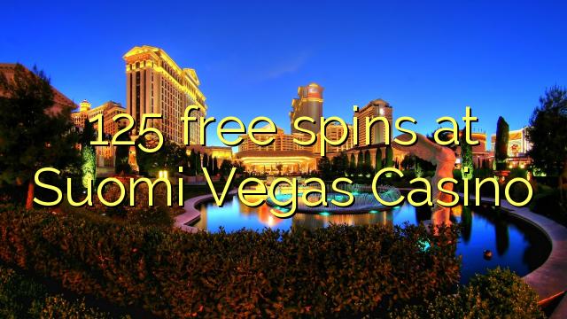Spins Vegas Bonus liber 125 in English