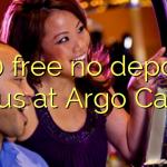 130 free no deposit bonus at Argo  Casino