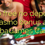 130 free no deposit casino bonus at SimbaGames Casino