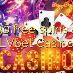 130 free spins at LVbet Casino