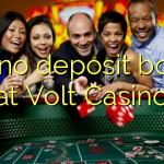 130 no deposit bonus at Volt  Casino