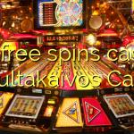 135 free spins casino at Kultakaivos Casino