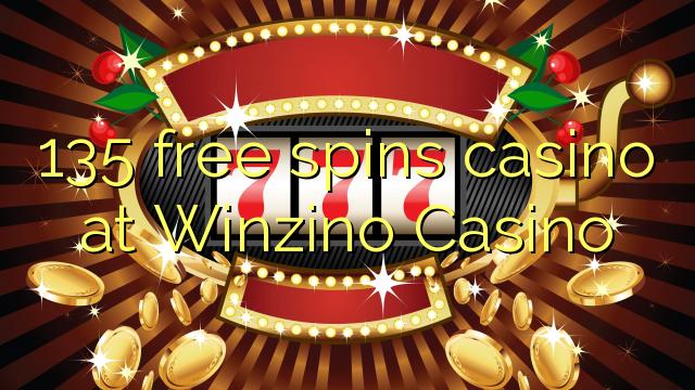 135 gratis spins kasino på Winzino Casino
