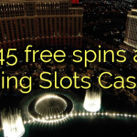 145 free spins at Viking Slots Casino
