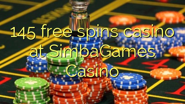 145 озод spins казино дар SimbaGames Казино