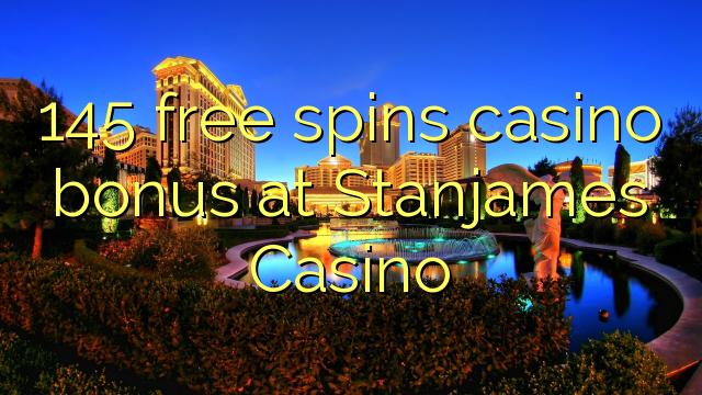 145 मुक्त Stanjames कैसीनो में कैसीनो बोनस spins