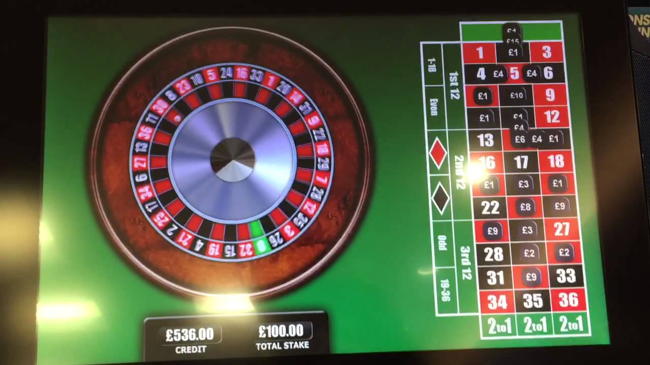 Star city roulette maximum bet