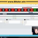 My Green Bully Bitcoin Win Method for New Social Roulette at Bitsler.win