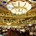 15 no deposit bonus at LVbet Casino