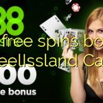 150 free spins bonus at ReelIssland Casino