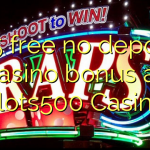 155 free no deposit casino bonus at Slots500 Casino
