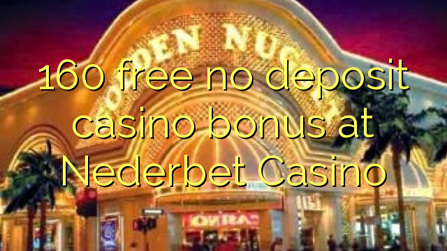 Nederbet Casino వద్ద ఉచిత డిపాజిట్ కాసినో బోనస్ ఉచిత