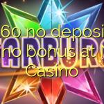160 no deposit casino bonus at Noir Casino