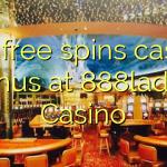 165 free spins casino bonus at 888ladies Casino