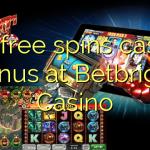 175 free spins casino bonus at Betbright Casino