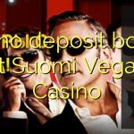 175 no deposit bonus at Suomi Vegas Casino