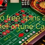 20 free spins at PrimeFortune Casino