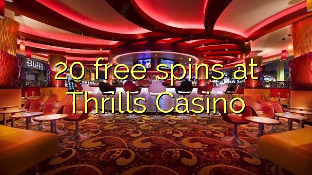 Thrills Casino No Deposit Bonus