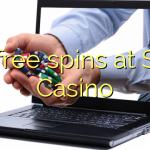 25 free spins at Star Casino