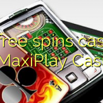 25 free spins casino at MaxiPlay Casino