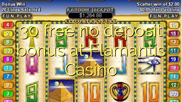 flamantis casino no deposit