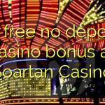 30 free no deposit casino bonus at Soartan Casino
